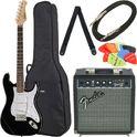 Harley Benton ST20/Fender Frontman 10 Set 2