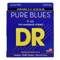 61. DR Strings Pure Blues Lite & Heavy 9-46