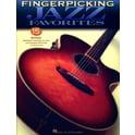 132. Hal Leonard Fingerpicking Jazz Favorites