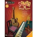 27. Hal Leonard Jazz Play-Along Samba