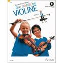 45. Schott Die Fröhliche Violine Vol.2+CD