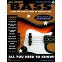 30. Hal Leonard All About Bass