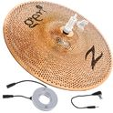 "Zildjian Gen16 Buffed Bronze 14"" Bundle"