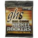 60. GHS Big Core Nickelrockers 9,5/43