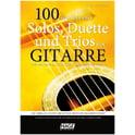 17. Hage Musikverlag 100 Solos Duets Trios Guitar