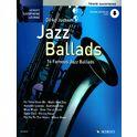 9. Schott Jazz Ballads Tenor Saxophone