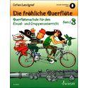 20. Schott Fröhliche Querflöte Vol.3 +CD