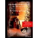 10. Schott Weihnachtsliederbuch Ukulele