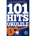 2. Hal Leonard 101 Hits For Ukulele