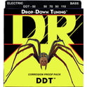 11. DR Strings DDT-50 Dropdown Strings