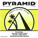 25. Pyramid Chicago Tuning Banjo Set