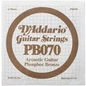 248. Daddario PB070 Single String
