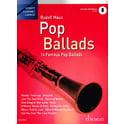 54. Schott Pop Ballads Clarinet