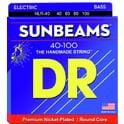 DR Strings Sunbeams Tite Light 040/100