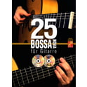 123. Play-Music Publishing 25 Bossa Nova für Gitarre