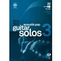 40. Edition Dux Acoustic Pop Guitar Solos 3