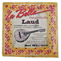 163. La Bella ML450 Laud Strings