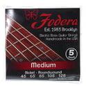 52. Fodera 5-String Set Medium NI