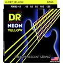 54. DR Strings HiDef Yellow Neon Medium 5