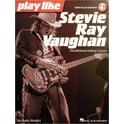 37. Hal Leonard Play Like Stevie Ray Vaughan