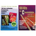 82. Musikverlag Hildner 100 Hits for C Vol.1 Set