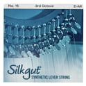 39. Bow Brand Silkgut 3rd E Harp Str. No.15