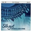 142. Bow Brand Silkgut 3rd B Harp Str. No.18