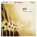 240. Bow Brand KF 4th F Harp String No.28