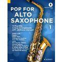 35. Schott Pop For A-Sax Vol.1