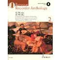 10. Schott Baroque Recorder Anthology 2