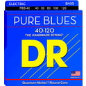 15. DR Strings Pure Blues Bass 5 040-120