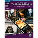 13. Alfred Music Publishing Top Hits from TV Trombone