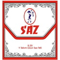 34. Saz 651B Long Neck Saz Strings