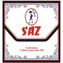 33. Saz 652B Long Neck Saz Str. Extra