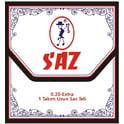 44. Saz 652B Long Neck Saz Str. Extra