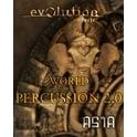 123. Evolution Series World Percussion Asia