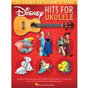 14. Hal Leonard Disney Hits For Ukulele