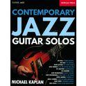 237. Berklee Press Contemporary Jazz Guitar Solos