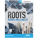 226. Toontrack SDX Roots-Brushes, Rods & Mal.