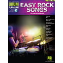 10. Hal Leonard Drum Play-Along Easy Rock