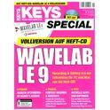 20. PPV Medien Keys Special mit WaveLab LE 9