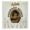 28. La Bella 7GP-12L Phosphor Bronze L