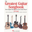 4. Hal Leonard The Greatest Guitar Songbook