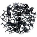 37. Stairville Snap black 45 pcs