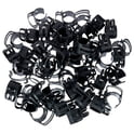 16. Stairville Snap light black 55 pcs