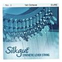 229. Bow Brand Silkgut 1st D Harp String No.2
