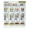 63. DAddario Woodwinds Select Jazz Bari Sampler Pck 3