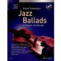 15. Schott Jazz Ballads Violin