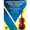 36. Hal Leonard Improvisation For Violin