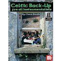 12. Mel Bay Celtic Backup For All Instr.